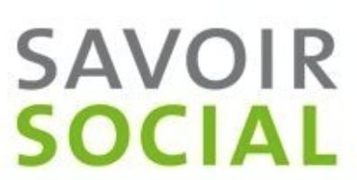 Logo SAVOIR SOCIAL