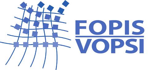 Logo FOPIS VOPSI